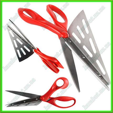 Ножницы для пиццы L27см, фото 2