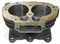 Блок цилиндров (компрессор 2х цилиндровый  Россия). 5320-3509030