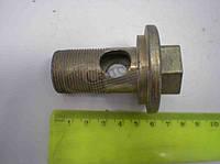Болт полый одноцилиндрового  компрессора  воздушный  М26х1,5х45. 740.3509300