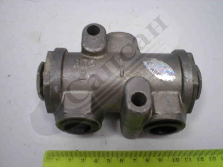 Клапан защиты  двойной (ПАЗ). 100-3515110