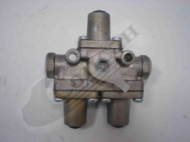 Клапан защиты тройной (Рославль). 100-3515210