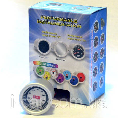 9902 LED Температура воды диодный 52 мм.