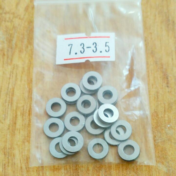 7,3 мм x 3,5 мм Шайба форсунки МТЗ ЕВРО-2 (21 шт.)