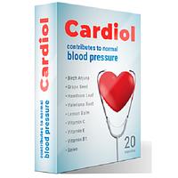 Cardiol (Кардиол) - капсулы от гипертонии, фото 1