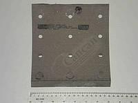 Накладка тормозная. (ЕВРО2 сверл.) 180х210mm.). 6520-3501105