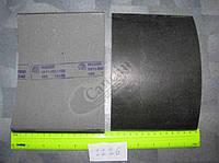 Накладка тормозная (УралАТИ) 140х190mm.). 53212-3501105