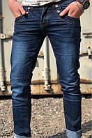 Джинсы мужские темно-синие AAA 461-11, фото 1