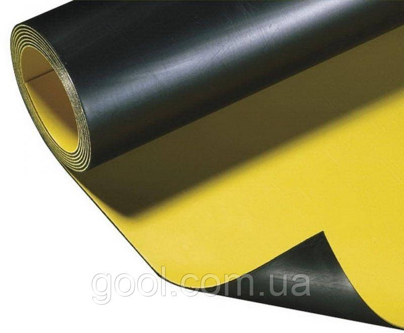 Sika Sikaplan WP 1100-20 HL пвх мембрана для фундамента подвала подземных конструкций рулон 2,2х20м 40м2