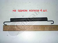 Пружина  тормозной  колодки. 5320-3501035