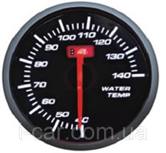 602703 WH LED Температура масла стрелоч диам. 60мм.blak в корпусе