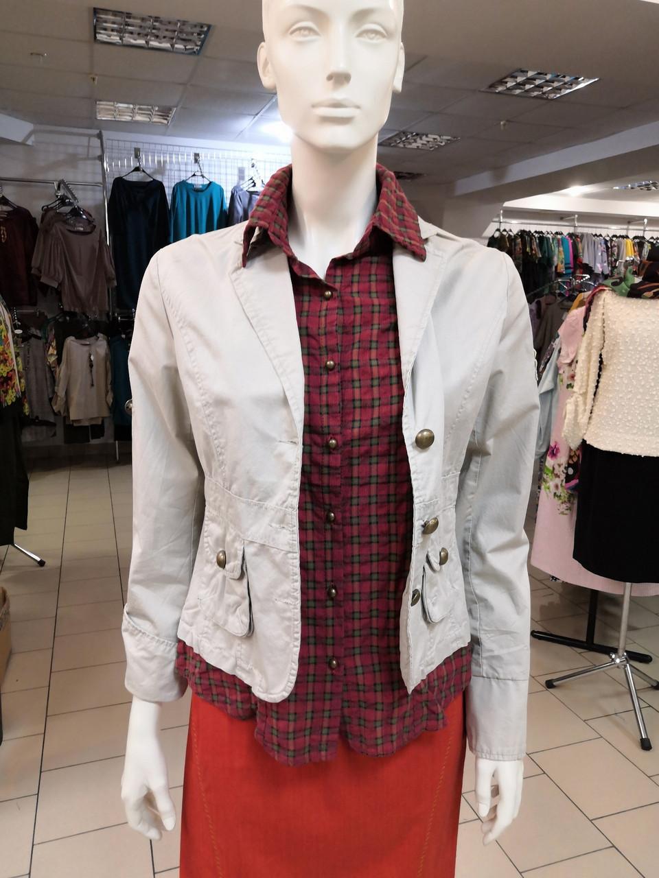 Жакет и рубашка, двойка комплект Цена за комплект 300грн акция