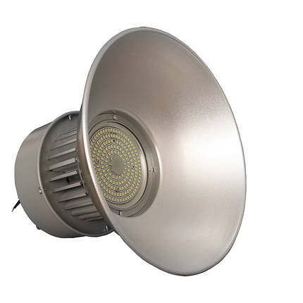 ElectroHouse LED светильник складской, промышленный для высоких пролетов  high-bay 100W 6500K 9000Lm IP20, фото 2