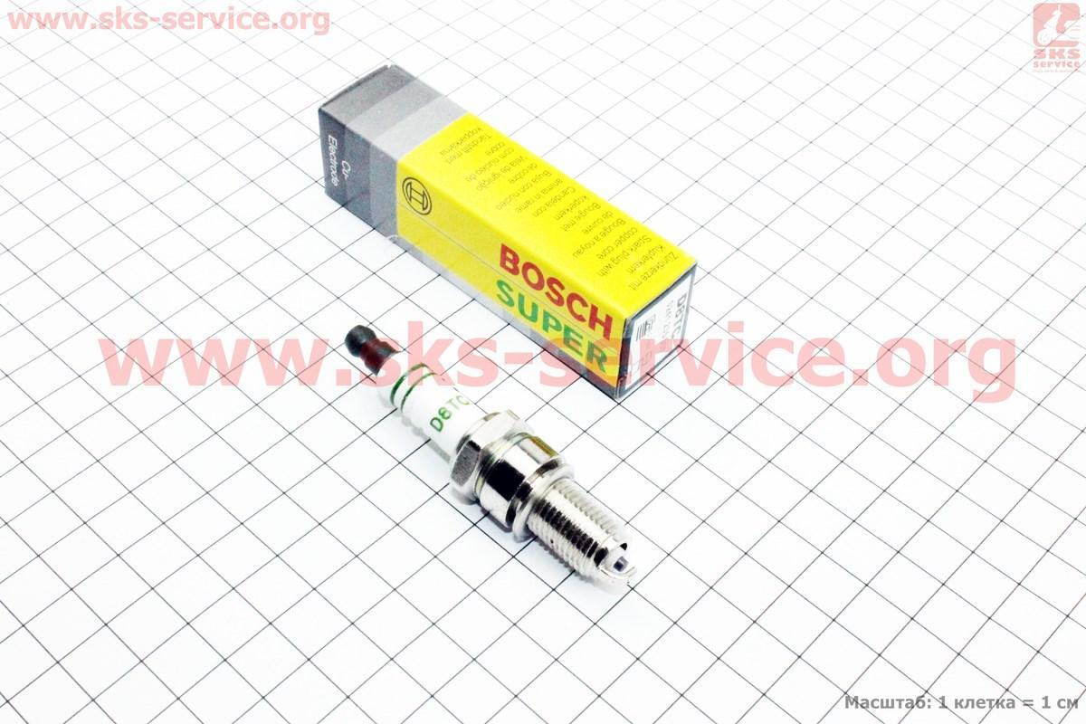Свеча 4Т D8TC - M12 L18 - CG/CB/CH250/YP250 (BOSCH)
