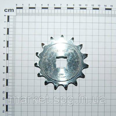 G16630390 Зірочка металева Z-15  Gaspardo