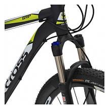 "Велосипед 29"" CROSS Grip 9 27 spd рама 21"" 2015 серый, фото 2"