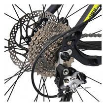 "Велосипед 29"" CROSS Grip 9 27 spd рама 21"" 2015 серый, фото 3"