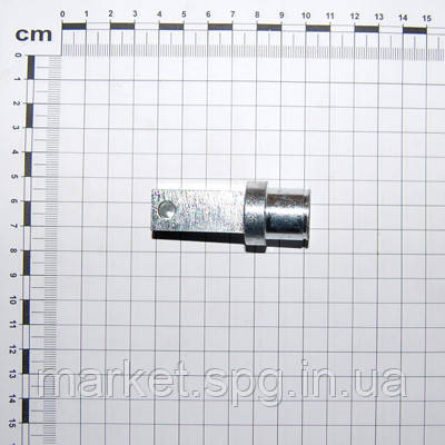 G16931080 Вісь зірочки металевий  Gaspardo