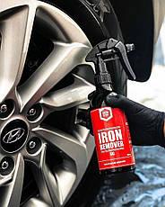 Good Stuff Iron Remover очиститель колёсных дисков с реактивом-индикатором (500 мл), фото 3