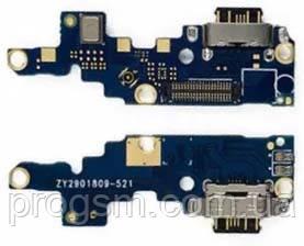 Разъем зарядки Nokia 6.1 Plus (с платкой)