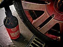 Good Stuff Iron Remover очиститель колёсных дисков с реактивом-индикатором (1 литр), фото 3