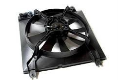 Вентилятор радіатора основний Лачетті, Нубіра 1.6, 96553364