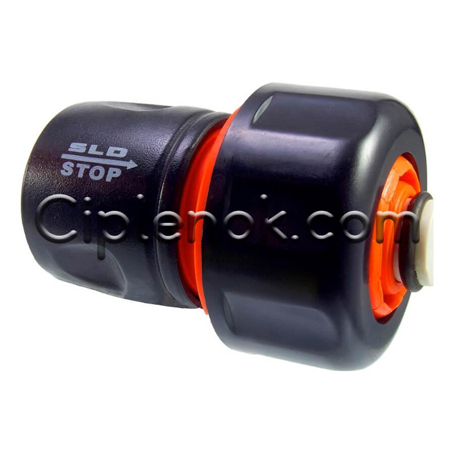 Коннектор 3/4'' с клапаном для полива