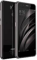 "Смартфон NOMU M8 4/64Gb Black, 21/21Мп, MT6750T, 2sim, 5.2"" IPS, IP68, 2950мАч, 8 ядра, 4G, фото 1"