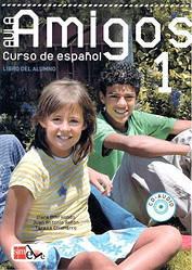 Aula Amigos 1 Libro del alumno con Portfolio el alumno y CD-Audio