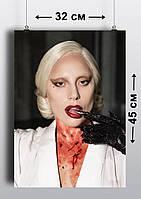 Плакат А3, Американская История Ужасов 10