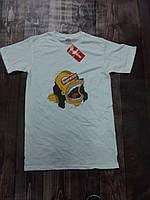 Мужская футболка Supreme Simpson  Размер M
