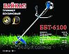 Бензокоса Байкал ББТ 6100 ( диск 2/ 1 бабіна )