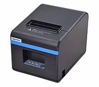 Термопринтер чеков Xprinter XP-N160II LAN (Ethernet), фото 1