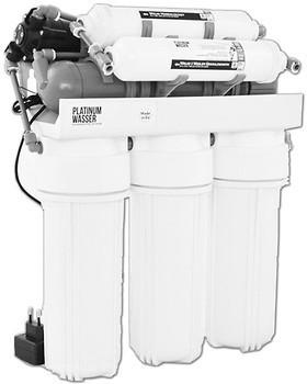 Обратный осмос для дома Platinum Wasser ULTRA6P (з насосом)