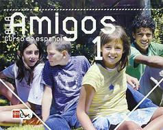 Aula Amigos 1 Guia didáctica con actividades fotocopiables