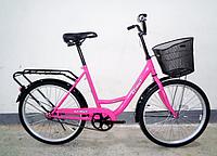 """Велосипед с низкой рамой Azimut Lady F-5 24"""""""