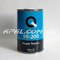 Q-Refinish 99-200 Acrylic Thinner Розчинник акриловий normal, фото 1