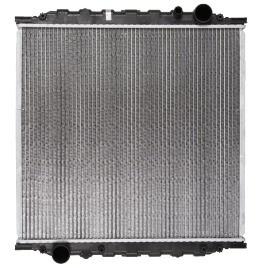 MAN L 2000 590x620x55 Радіатор охолодження 81061016396