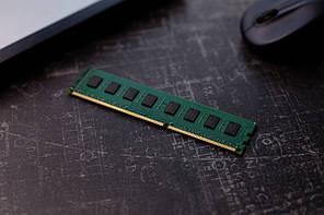 Оперативная память, ОЗУ, RAM, DDR3, 2 Гб,1600 МГц