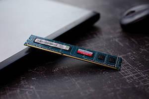 Оперативная память, ОЗУ, RAM, DDR3, 4 Гб,1333, 1600 МГц
