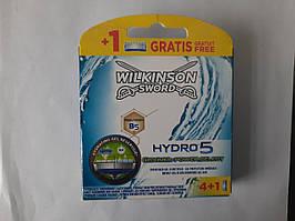 Кассет для бритья мужские Wilkinson Sword Hydro 5 Groomer 4+1 шт. (Шик Вилкинсон Грумер ) Германия