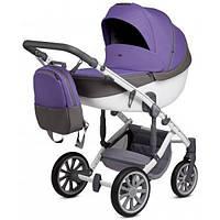 Универсальная коляска 2 в 1 Anex m/type Ultra violet (Sp21-Q)