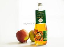 "Уксус яблочный натуральный ""Джонатан"", 3%,  330мл тм Солодка Мрія"