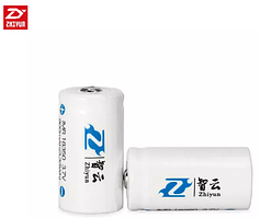Аккумуляторы Zhiyun-Tech Li-Ion 18350, 900mAh для SMOOTH-C, RIDER-M, Evolution (2pcs) (B000063 / IMR-18350)