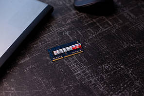 Оперативная память для ноутбука, ОЗУ, RAM, SODIMM, DDR3, 1 Гб,1333 МГц