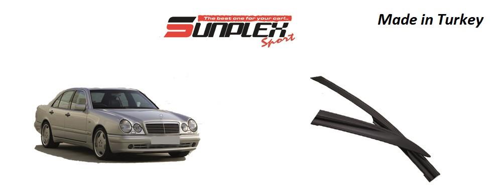Дефлектор на окна SUNPLEX Mercedes-Benz  E-Class W210 SP-S-99