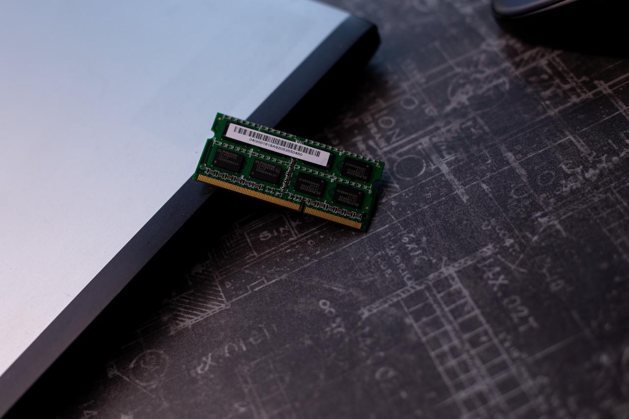 Оперативная память для ноутбука, ОЗУ, RAM, SODIMM, DDR3, 2 Гб,1600 МГц