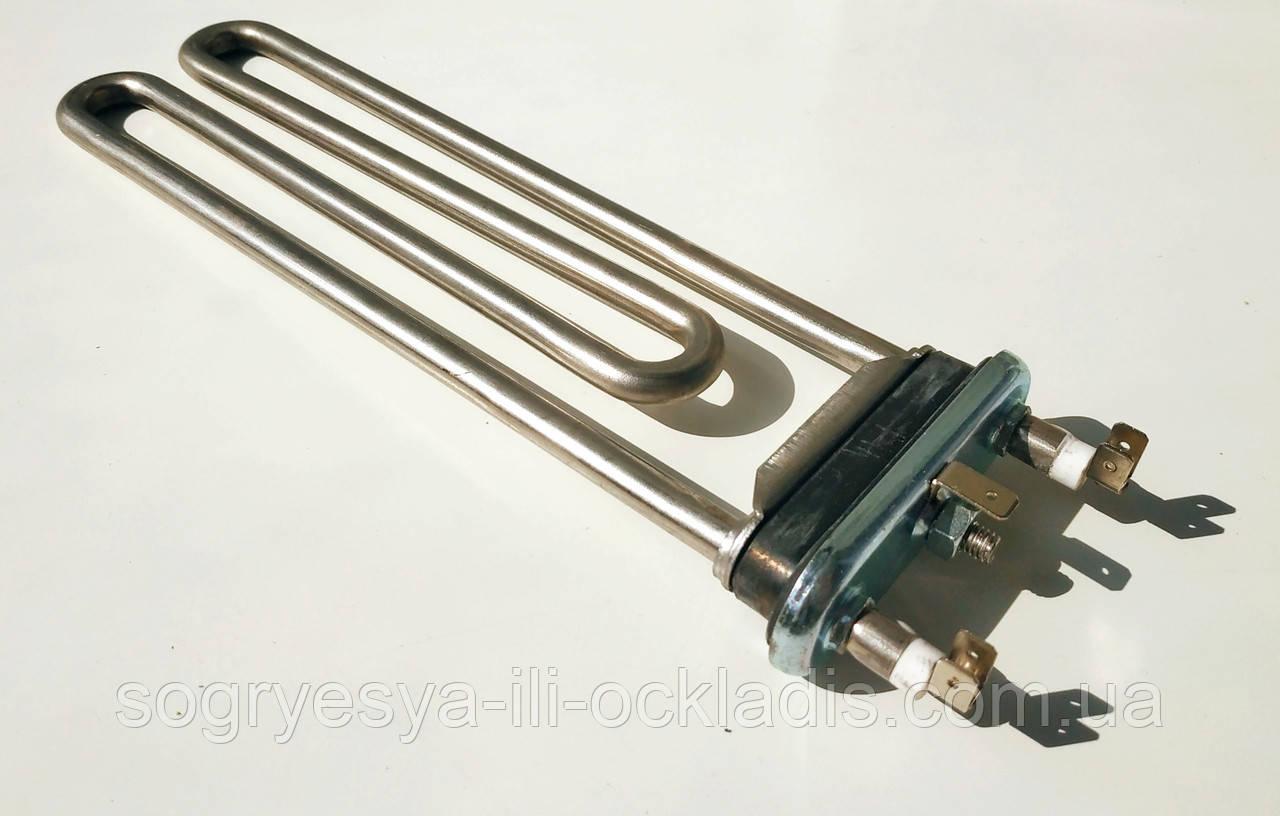 Тэн для стиральной машины l=235mm P= 1950W 01.064 Kawai код товара: 7452