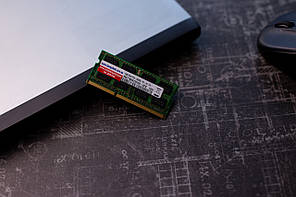 Оперативная память для ноутбука, ОЗУ, RAM, SODIMM, DDR3, 2 Гб,1066 МГц