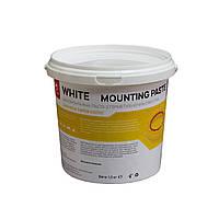 Шиномонтажная паста WHITE (БЕЛАЯ, с герметизирующим эффектом, плотная), 1кг