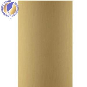 Металл для сублимации 61х30.5 см, (золото матоаое, 0.5мм)
